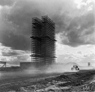 Marcel Gautherot congresso nacional em construção 1959